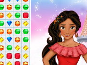 Elena of Avalor Bejeweled Game