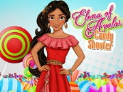 Elena of Avalor Candy Shooter Game