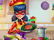 Miraculous Ladybug Real Cooking Game