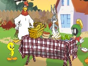 Looney Tunes Looney Lunch Game