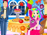 Princess Juliet Secret Recipe Game