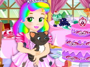 Princess Juliet Castle Party Game