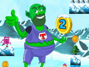 Super Troll Arctic Adventures Game
