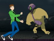 Ben 10 X Master Of The Universe Game