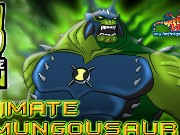 Ben 10 Ultimate Humungousaur Game