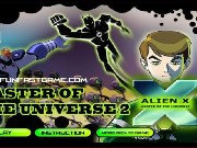Ben10 Master Of The Universe 2 Game