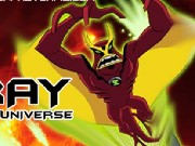 Ben 10 Alien Force A Jetray Story Game