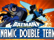 Batman Dynamic Double Team Games Game
