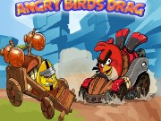 Angry Birds Drag Game