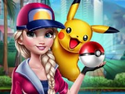 Elsa Pokemon Go Game
