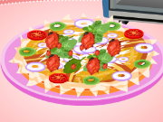 Pizza Decoration Game