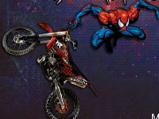 Spiderman Biker 2 Game