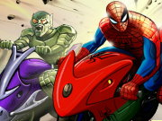 Spiderman Racer Game
