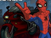 Spiderbike Racing Game