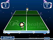 Garfields Ping Pong Game