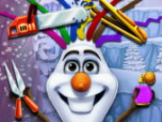 Olaf Real Twigs Game