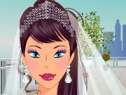 Stylish Wedding Makeover Game