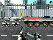 Road Assault Game