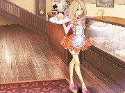 Maid Cafe DressUp Game
