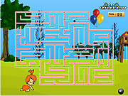 Labyrinth-Spiel 25 spiel