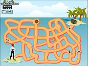 Labyrinth-Spiel 8 spiel