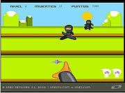 ninjakid spiel