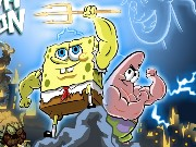 SpongeBob Clash of Triton Game