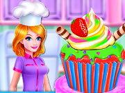 red velvet cupcake spiel