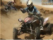 Desert ATV Challenge Game