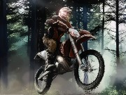 Extreme Dirt Bike Game Game