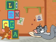 Tom and Jerry School Adventure Game