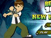 Ben 10 Travel in New World Game