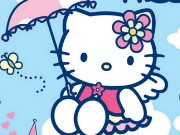 Hello Kitty Maths Test Game
