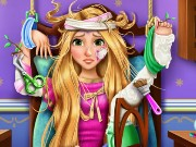 Rapunzel Hospital Recovery Game