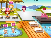 Exotic Spa Resort Game