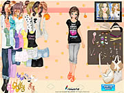 Sweet Fashion Student Game