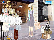 Get Ready For Spring Dress Up Game