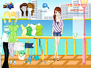 Boulevard Dress up Game