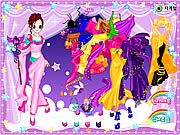 Dream Dancer Dressup Game