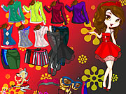 Dora Doll Dressup Game