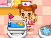Babysitting Hospital Game