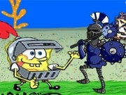 Spongebob Deep Sea Warrior Game