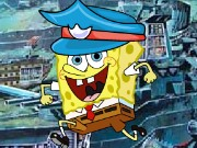 Spongebob Undersea Prison Game