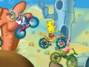 Spongebob Cycle Race Game