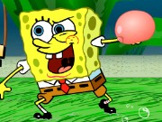 Spongebob Catch Thief Game
