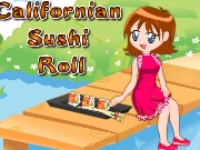 Californian sushi roll Game