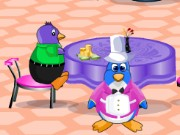 New York Penguin Diner Game