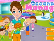 Oceanpark Manager Game