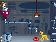 Mickey Mouse Tool Shed Game