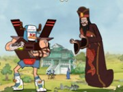 Regular Show: Battle of the Behemoths Game